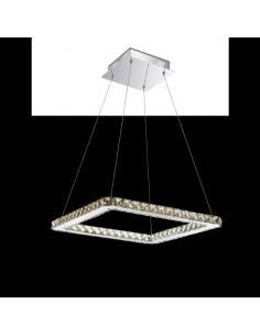 NORA sospensione quadrata 24W LED