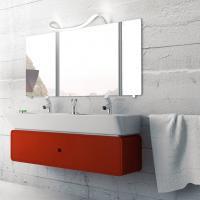 Mantra 5087 Sisley Wall Lamp/Led Mirror-Integrated
