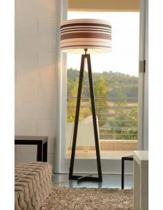 AURA FLOOR lamp H172 cm D56 cm