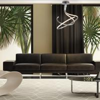 The NUR ceiling lamp 4000lm