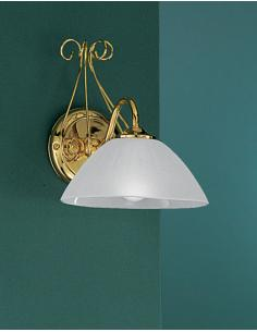 BELLINI wall sconce 1L gold