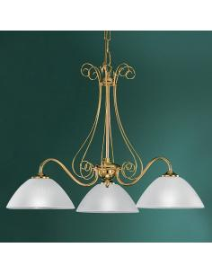 BELLINI lampadario 3L oro