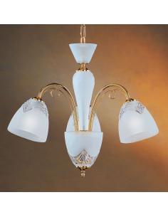 DELLA FRANCESCA chandelier 3L