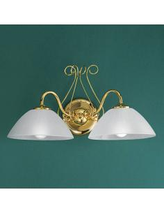 BELLINI wall sconce 2L gold
