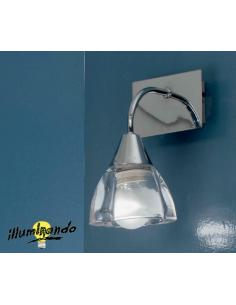 CLAUDIA wall sconce with 1 light