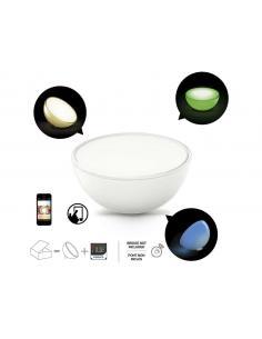Lampada da tavolo Hue Go White 6W LED 300lm RGBW