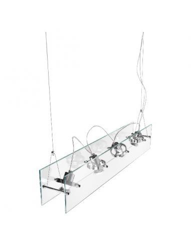 Orbis, sospensione vetro