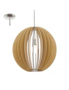 COSSANO, suspension, light wood D50