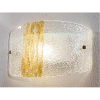 Line Light 4524 Syberia Wall Lamp Amber