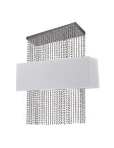 Ideal Lux 099101 PHOENIX SP5 Bianco Lampada a Sospensione