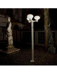 Ideal Lux 147406 Armony PT3 Lampada da Terra Grigio