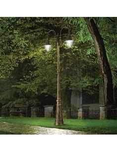 Ideal Lux 024097 Cima PT2 Lampada da Terra