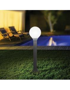 Ideal Lux 135847 Green PT1 Lampada da Terra Grande Nero