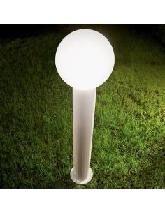 Ideal Lux 146966 Symphony PT1 Lampada da Terra H60 Bianco