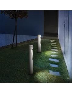 Ideal Lux 115139 Polaris PT1 Lampada da Terra Bianco