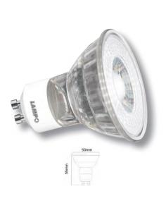 Lampo Lighting DIKLEDV5W230VBC Lampadina Led 5W in Vetro