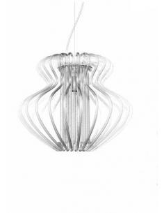 Sìkrea 061163 Calypso Chandelier pendant Transparent