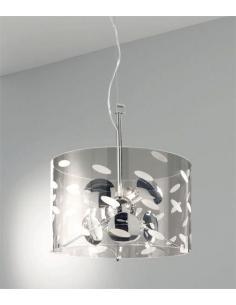 Sìkrea Hola S/G Chandelier pendant Clear Glass