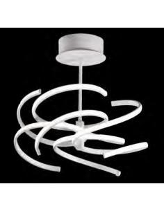 Perenz 6398 B LC Lampada da Soffitto LED integrato Caldo 70W