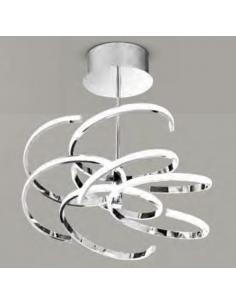 Perenz 6398 CL LC LED Ceiling Lamp integrated Warm 70W