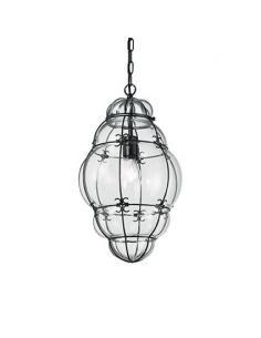Ideal Lux 131795 Anfora SP1 Big Lampada a sospensione vetro soffiato