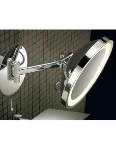 REFLEX GX53 9W oval mirror IP44