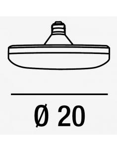 Perenz A20-30W LED SMD LN smd led Bulb Light Neutral 4000°K