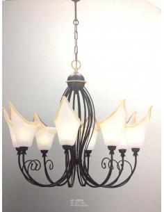 Vian Collection 1000/8 Pegasus pendant Lamp