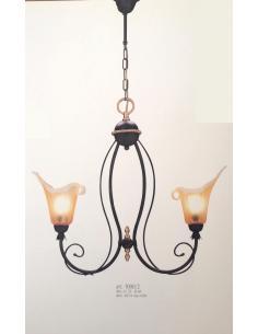 Vian Collection 1000/2 Pegaso Lampada a sospensione 2 luci