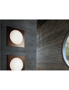 Murano Luce Light 4 PLSTAR40FA STAR AP/PL 40 Lampada da Parete/Soffitto