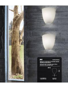 Murano Luce Light 4 APMAX MAX AP22 Lampada da Parete