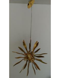 Ideal Lux 086583O Corallo SP8 GOLD suspension Lamp
