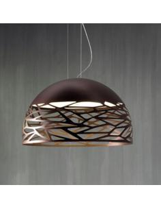 Studio Italia Design 141014 Kelly Medium Dome 60 Bronze