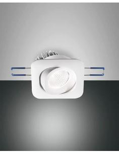 Fabas 344572345 SIGMA recessed Spotlight square white