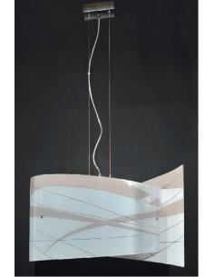 Lora G706555TO pendant Lamp Dove grey