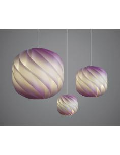 Zero line GLS40BVI Globe suspension Lamp Diameter 40cm