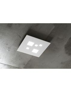 Perenz 6390 B LC Lampada da soffitto bianca a led