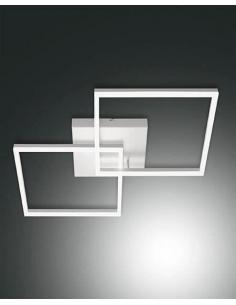 Fabas 3394-65-102 Bard Lampada da parete o soffitto 65x65