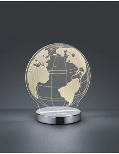 Trio R52481106 GLOBE table Lamp