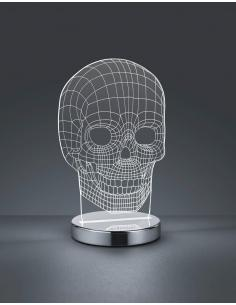 Trio R52461106 SKULL table Lamp