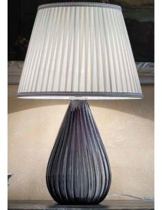 SYLCOM 1396XL K DEN Scrigno Lampada da tavolo Blu Denim