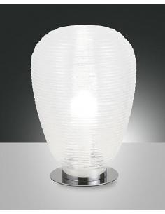 FABAS LUCE 3457-35-241 Lampada da tavolo CORA