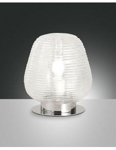 FABAS LUCE 3457-30-241 Lampada da tavolo CORA