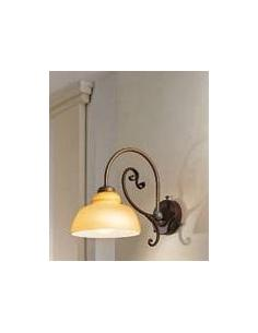 FALB ILLUMINAZIONE 1909/21 RG Lampada da parete RANCH