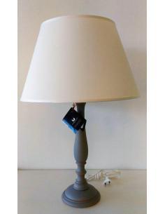 DI BENEDETTO LAMPADE 017/G/GRIGIO LAMPADA TAVOLO