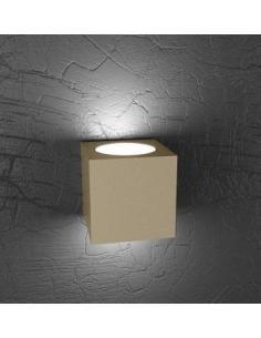 TOP LIGHT 1129/AG-SA LAMPADA PARETE PLATE