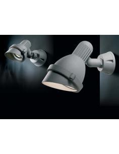 BRIO spot E27 11W alluminio IP54