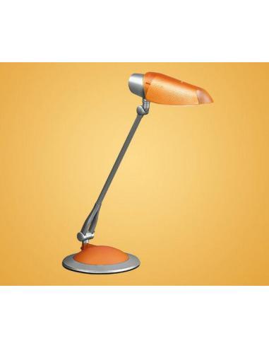 REHA - TABLE LAMP 1L X 18W E27 (RESP.ENERG. SILVER ORANGE