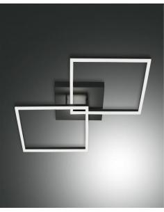 FABAS LUCE 3394-65-282-01 Bard Lampada da parete/soffitto antracite c/acc. ALEXA