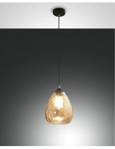 Fabas Luce 3518-40-125 Gisella pendant Lamp ø20cm